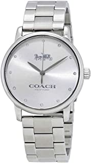 Coach Grand Ladies Stainless Steel Watch 14502926