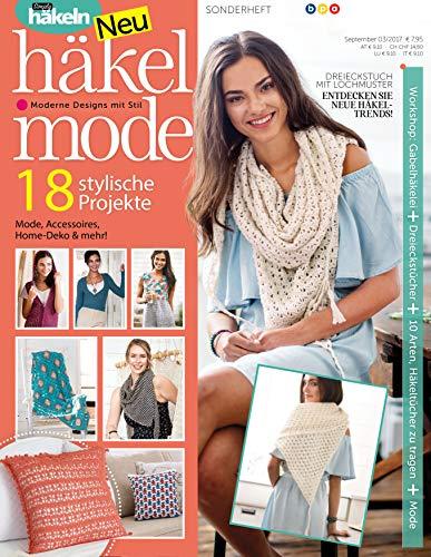 Häkelmode: Moderne Designs mit Stil - Mode, Accessoires, Home-Deko & Mehr!
