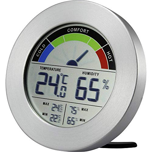 Renkforce Thermometer Silber