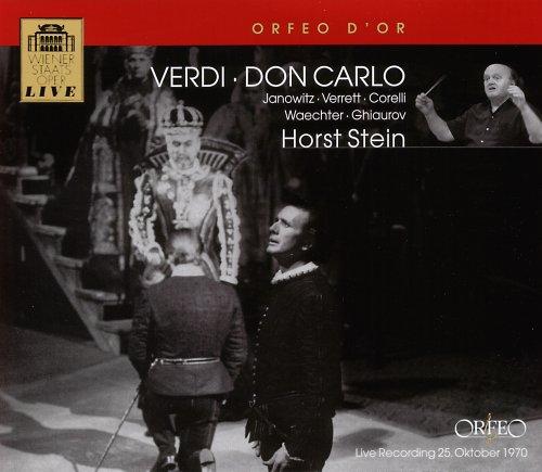 Don Carlo-Opera in Quattro Atti (Ga)