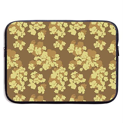 Laptop-Ärmeltasche Abstract Repeat Mockup Art 15-Zoll-BriefSleeve-Taschen Cover Notebook wasserdichte tragbare Umhängetaschen