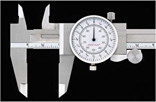 Shop Fox D3208 Fractional Dial Caliper