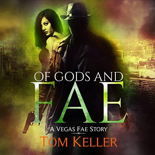 Of Gods and Fae audiobook cover art
