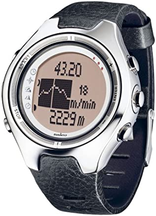 Suunto X6M Wrist-Top Computer Watch with Altimeter, Barometer, Compass, Clinometer and
