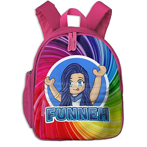 Shichangwei Its Funneh School Bags for Girls Boys,Resistant Durable Casual Basic Backpack for Students