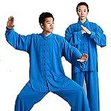 Axpdefi Ropa de Tai Chi para Mujeres, Hombres, Ropa de Kung Fu Internacional, Traje de Artes...