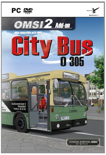 City Bus O305 (OMSI 1/2 Simulator Add-On) PC