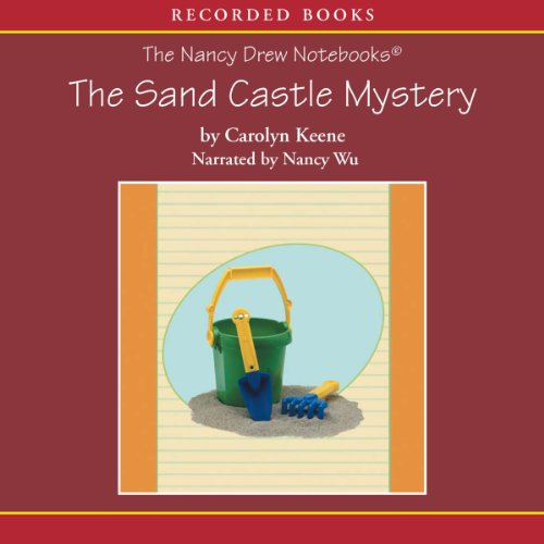 The Sand Castle Mystery cover art