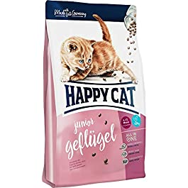 Happy Cat – Junior – Geflügel (Poultry) – 300 g