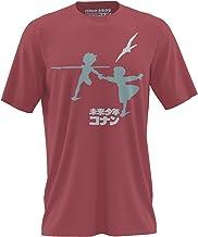 Dynit Conan: Zeven T-shirt, uniseks, voor volwassenen