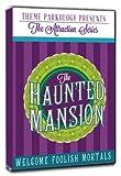 Disneyland Haunted Mansion Theme Parks Disney