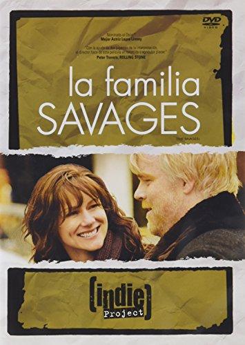 La Familia Savages [DVD]