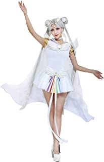 Women's Sailor Cosmos Chibi Chibi Cosplay Costume Dress