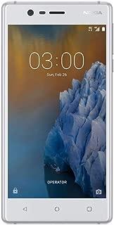 Nokia 3 TA-20 SS Silver White Brand New