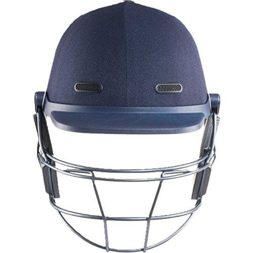 Masuri Vision Series Elite Steel Cricket-Helm, Navy, S