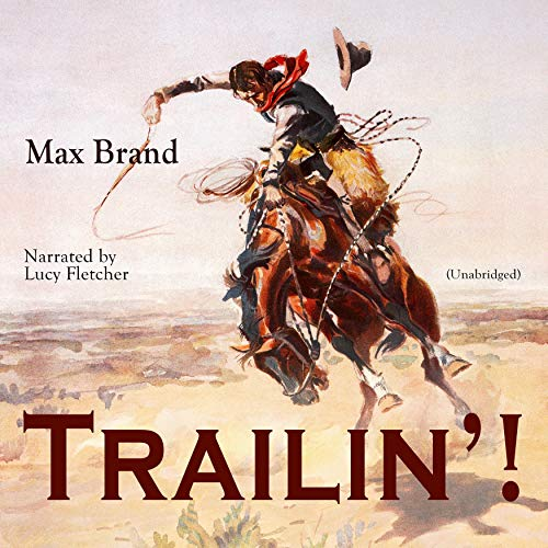 Trailin'! audiobook cover art