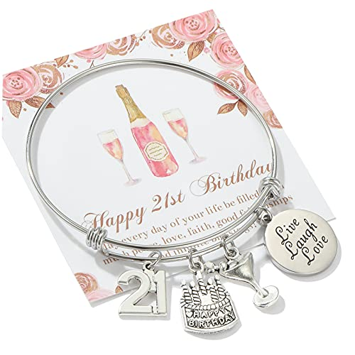 21st Birthday Gifts for Her 21 Year Old...