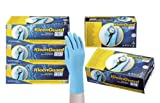 Kimberly-Clark Professional 57371 G10 Nitrile Ambidextrous Powder-Free Disposable Gloves with Textured Finger Tip Finish, 9.5