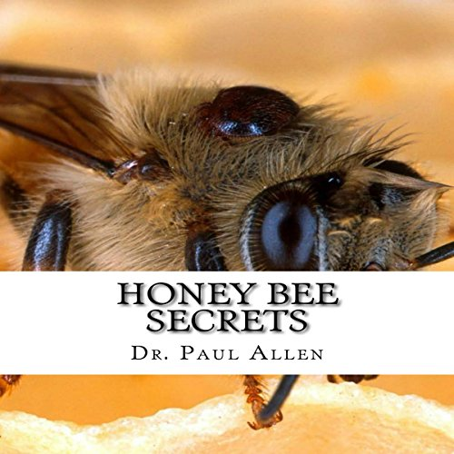 Honey Bee Secrets audiobook cover art