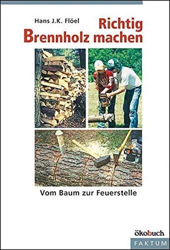 Richtig Brennholz machen: Vom Baum zur Feuerstelle