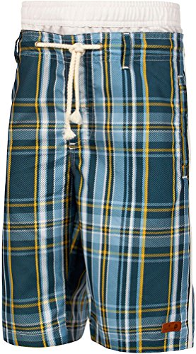 Protest Kinder Boardshorts blau 164