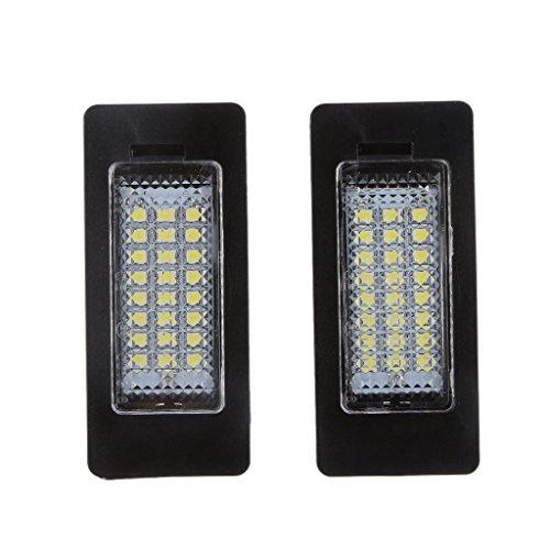 balikha Luz LED para Matrícula 24-SMD Day White para E90 M3 E92 E70 E39 F30 E60