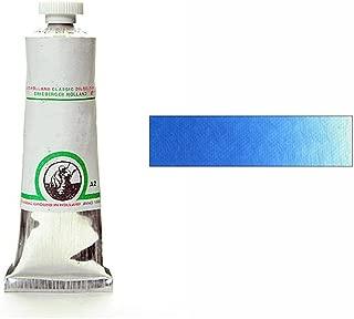 Old Holland Classic Oil Color - Scheveningen Blue Light - 40ml Tube