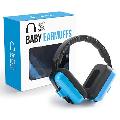 Pro For Sho Baby Ear Muffs Hearing Protection