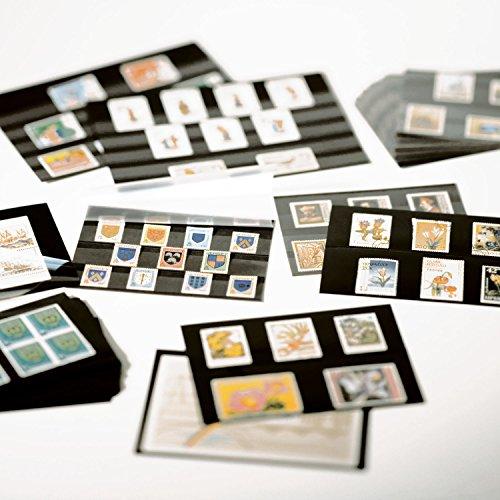 Leuchtturm - Briefmarkenalben, Größe 148 x 105 mm