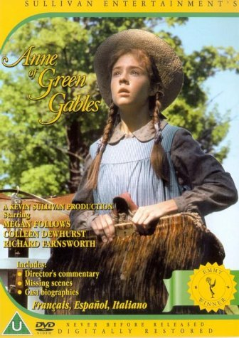 Anne Of Green Gables [1985] [DVD] by Megan Follows