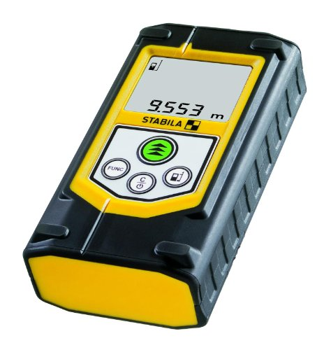 Stabila STB-LD320 Laser Distance Measurer and Pouch