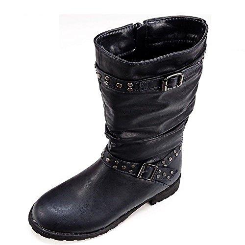 Magnus Kinder Schuhe Boots Winterschuhe (140D) Winterstiefel Stiefel Mädchen Schuhe Größe 30-36 Neu Größe 30