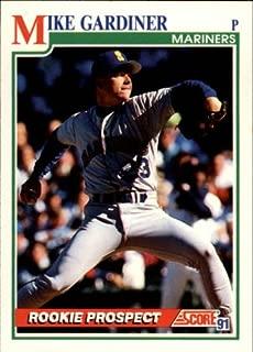 1991 score baseball rookie cards