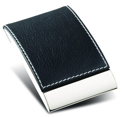 Visol Products Sycamore Leather and Business Card Holder by Visol