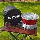 Rustler RS-0845 Holzkohlegrill - 4