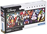 Clementoni Disney Villains Puzzle 1000 Piezas Panorama Villanos, Color (39516.3)