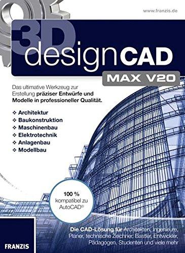 Design CAD 3D Max 20