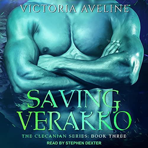 Saving Verakko cover art