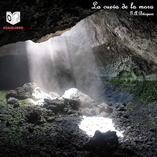 La cueva de la mora (Spanish Edition) cover art