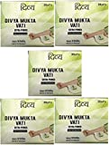 5 x Ramdev Divya Herbal Ayurvedic Mukta Vati (For High Blood Pressure) - -'Shipping by FedEx'