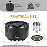 Zoom IMG-1 femor barbecue a carbonella carbone