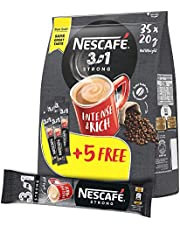 Nescafe 3 in 1 Intenso Instant Coffee Mix Sachet (35 Sticks) – Promo Pack