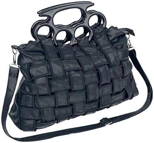 Poizen Industries Jade Bag Frauen Handtasche schwarz