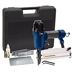 commercial Blood Nailer and Air Stacker, 2-in-1, 2 inch (Campbell Housefeld SB504099AV) campbell hausfeld nails