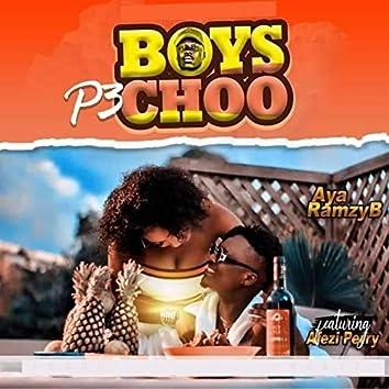 Boys P3 Choo