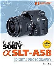Busch, D: David Busch's Sony Alpha SLT-A58 Guide to Digital