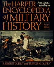 Best the harper encyclopedia of military history Reviews