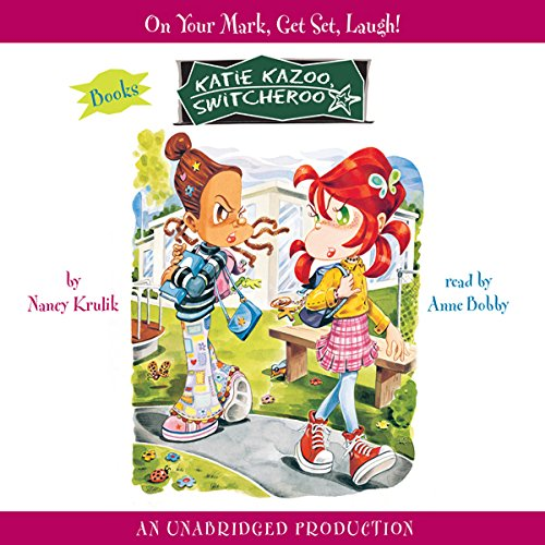 On Your Mark, Get Set, Laugh! audiobook cover art