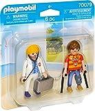 Playmobil 70079 Duo Pack DuoPack Ärztin und Patient