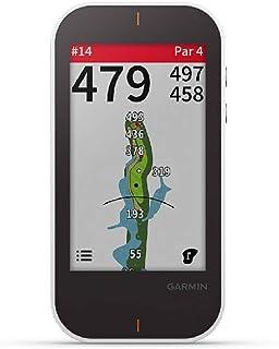 Garmin 佳明 Approach G80 – 一体式优质 GPS 高尔夫手持设备,带集成发射监视器